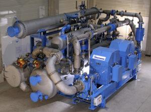 Unitop® 33/28 Flüssigkeitskühler und Wärmepumpe