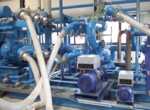 Prüfstand für Flüssigkeitskühler - Leistungstests